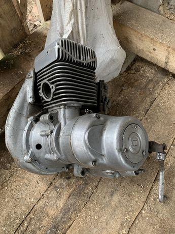 Двигун мотоцикла тула