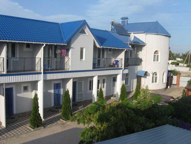 Сдаются комнаты для отдыха на берегу Азовского моря.
