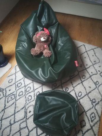 Fotel z kulkami