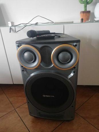 Głośnik estradowy Manta SPK5003 Bardzo mocny kilkanaście godzin pracy