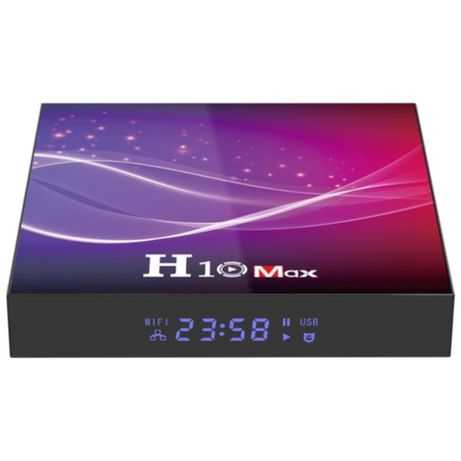 H10 MAX 6K 4GB/32GB Android TV Box IPTV