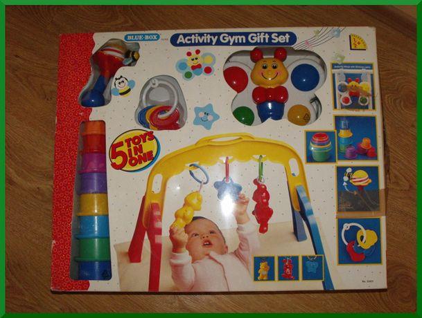 Duży Edukacyjny ZESTAW Zabawek dla Dziecka 5 w 1