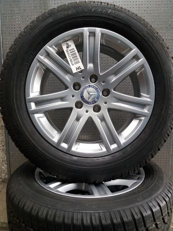 "Koła aluminiowe 16"" cali Mercedes Audi Vw Seat Skoda 5 x 112 zimowe"