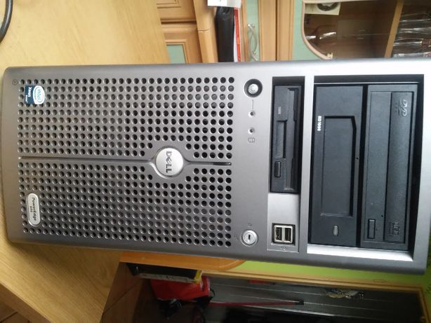 Sprzedam serwer Dell PowerEdge 840, sprawny, używany.