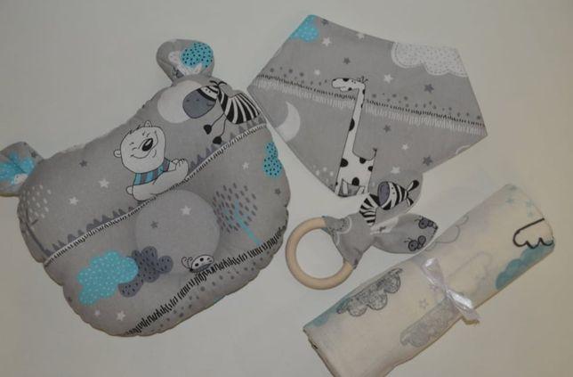Ортопедическая подушка(ортопедична,для малыша,детская,облако) с ушками
