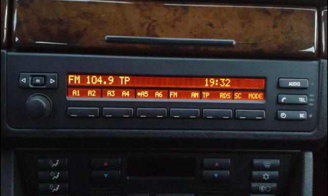 Naprawa pixeli radio BMW e39 e53 e38 wyświetlacz licznik Range Rover