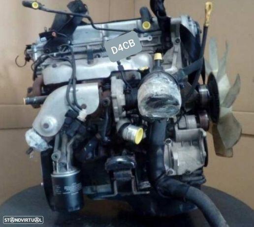 Motor KIA Sorento 2.5Crdi 140Cv Ref.D4CB