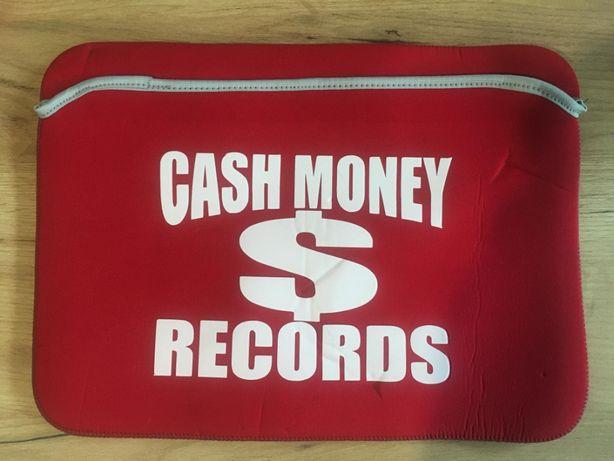 "Pokrowiec na laptopa 15,6"" Cash Money Records"