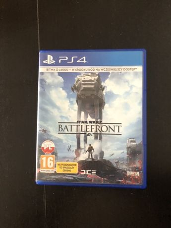 Star Wars Battlefront ps4?