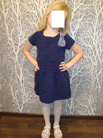 Бандажное нарядное платье Marks & Spencer