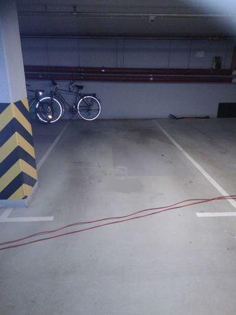 Wynajmę miejsce parkingowe - miasteczko Wilanów