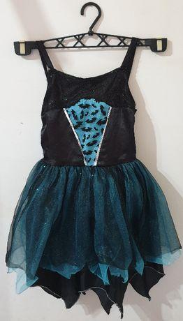 Sukienka balowa dla dziewczynki 6-10 lat Sukienka Karnawał