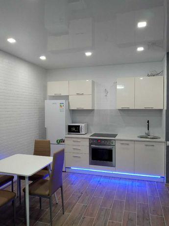 Сдам 2к 49 Жемчужина, кухня-студия и спальня