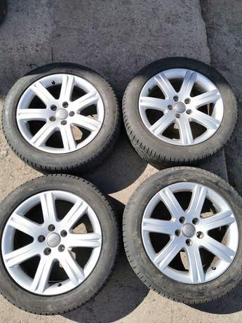 Диски Audi Ауді А6 с6 с5 А4 B6 b7 R17 Р17 5x112 j7 ET42