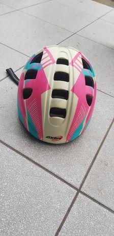 Kask ochronny na rower lub rolki