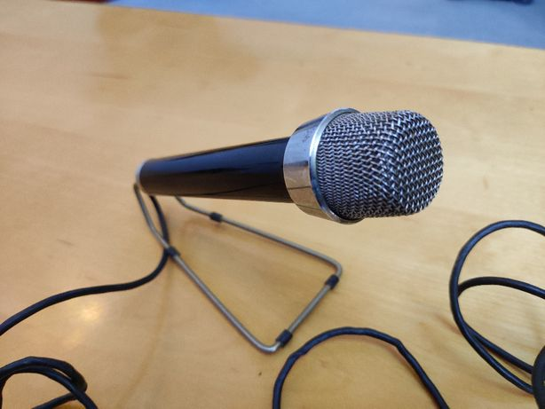 Mikrofon magnetoelekryczny Unitra Tonsil MDO-14