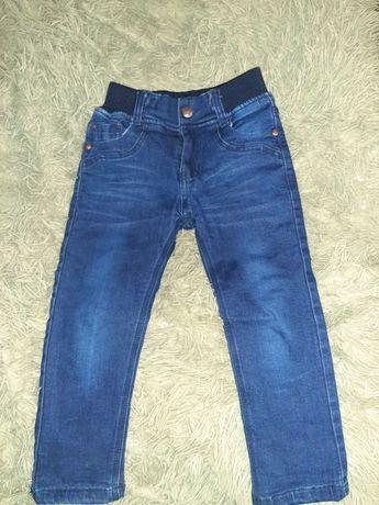 Продам джинсы тёплые