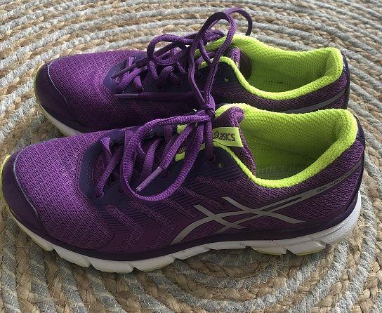 ASICS buty do biegania STAN IDEALNY 37 lub małe 38