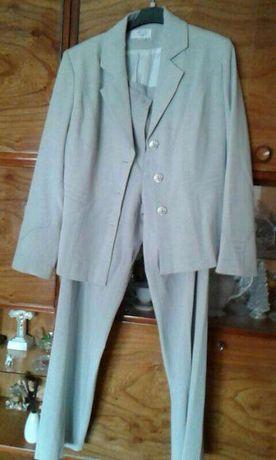 Komplet spodnie +żakiet ,rozmiar 42