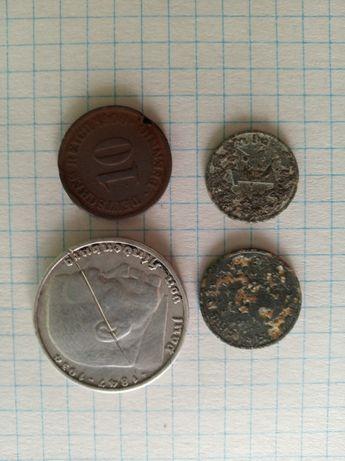 5 марок 1936года(с бонусом)