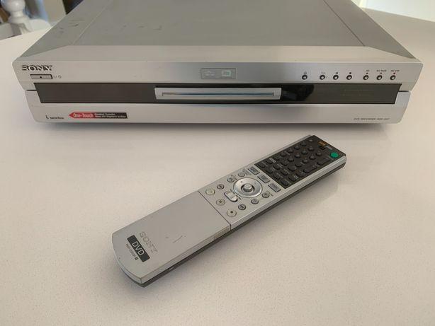 Sony Leitor DVD e Recorder