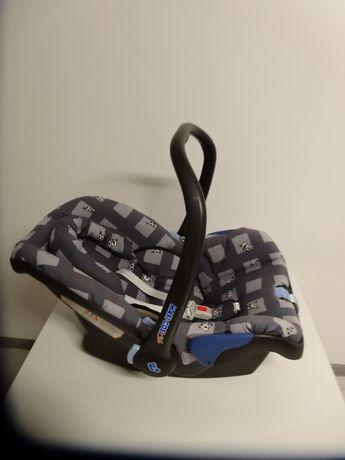 Fotelik nosidełko MAXI COSI SITI 0-13 kg +nowa wkładka przeciw wilgoci