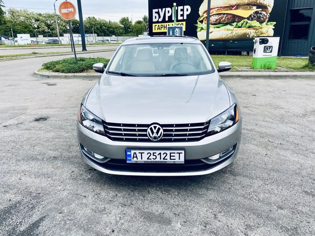 Volkswagen passat b7 SEL Premium usa