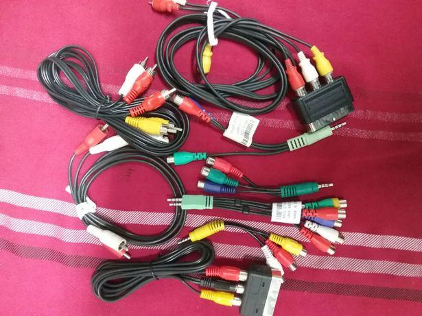 Conjunto de Cabos Eletrônica