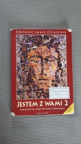 Jestem z wami 2 podręcznik wydawnictwo WAM