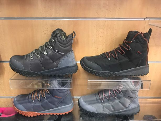 Ботинки Columbia Fairbanks omni-heat BM2806-010 BM2806-033 BM2806-053