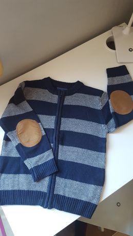 Sweterek coccodrillo 98