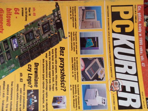 czasopisma PC Kurier