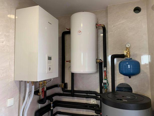 Pompa ciepła PANASONIC   Zbiornik ciepłej wody i MONTAŻ w cenie!