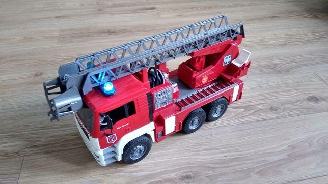 Straż Pożarna drabina MAN TGA Bruder