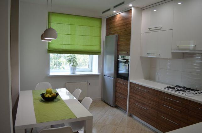Квартира 2-кімнатна в новобудові за автономним опаленням і свіжим ремо
