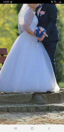 Suknia ślubna Księżniczka M