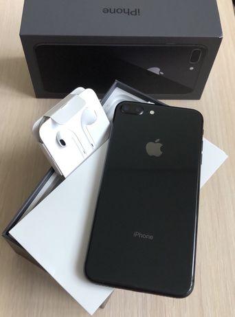 iPhone 8+ plus 64Gb Space Gray Neverlock