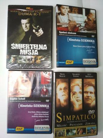 4 filmy DVD