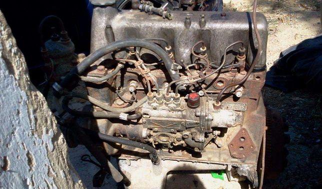Motor mercedes 190 d de 1960