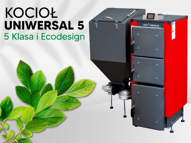 Piec, kocioł na ekogroszek UNIWERSAL 19 kW 5 KLASA