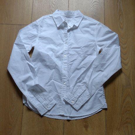 H&M koszula dziewczęca Biała roz . 152 Nowa