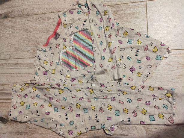 Pidżama dziewczęca rozm 98/104