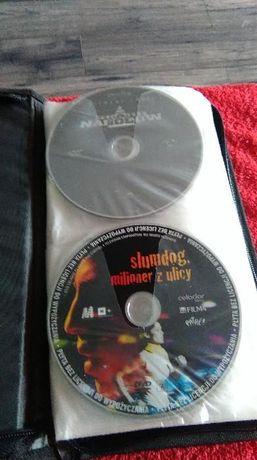 Klaser z Filmami DVD