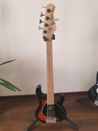Gitara basowa Sterling by Music Man Sting Ray 5