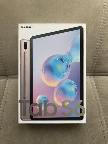 Tablet SAMSUNG Tab S6 rosa 128GB com garantia
