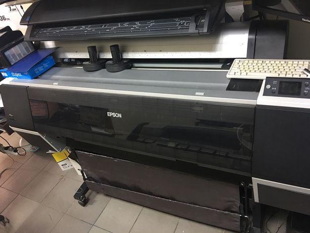 Epson 9700 широкоформатный принтер