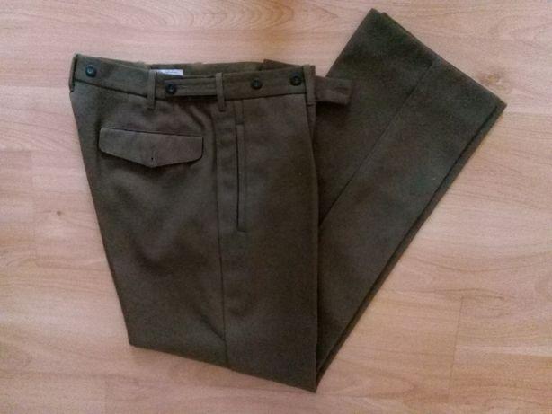 Spodnie od munduru wyjściowego wojsk lądowych, 101/MON, roz. 96/177/80