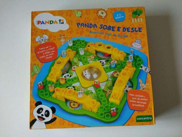 Panda jogo NOVO .