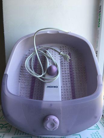 Масажная ванночка для ног Orion с джакузи