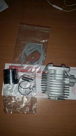 Kit cilindro e piston mini moto bike segmentos pecas minimoto